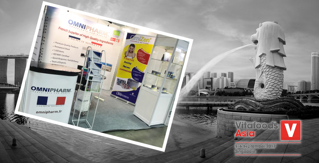 STAND SINGAPORE VITAFOODS ASIA